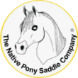 The Native Pony Saddle Company Cobiau Cob Showing Saddle