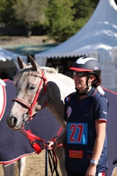 Catriona Moon and saddles for Endurance Horses