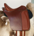 The Iberian,ReactorPanel Working Equitation Saddle