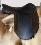 The Pony Saddle Company Barton Leather & Suede
