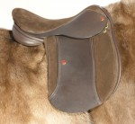 Mathew Lawrence Show Saddle Small