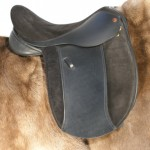 Comfort Seeker WH Saddle
