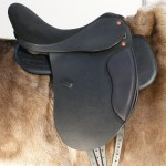 The Avant Garde,ReactorPanel Dressage Saddle