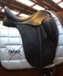 Comfort Elite Cadence Mono-Flap Dressage Saddle