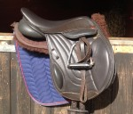Comfort Elite Elevation Pony Mono-Flap Saddle