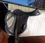 Elevation Mono Flap, Warmblood fit.