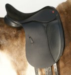 Comfort Grand Prix Dressage Saddle for Native Ponies, Wide Horses & Cobs