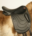 The Comfort Elite Mono-Flap Pony Dressage Saddles