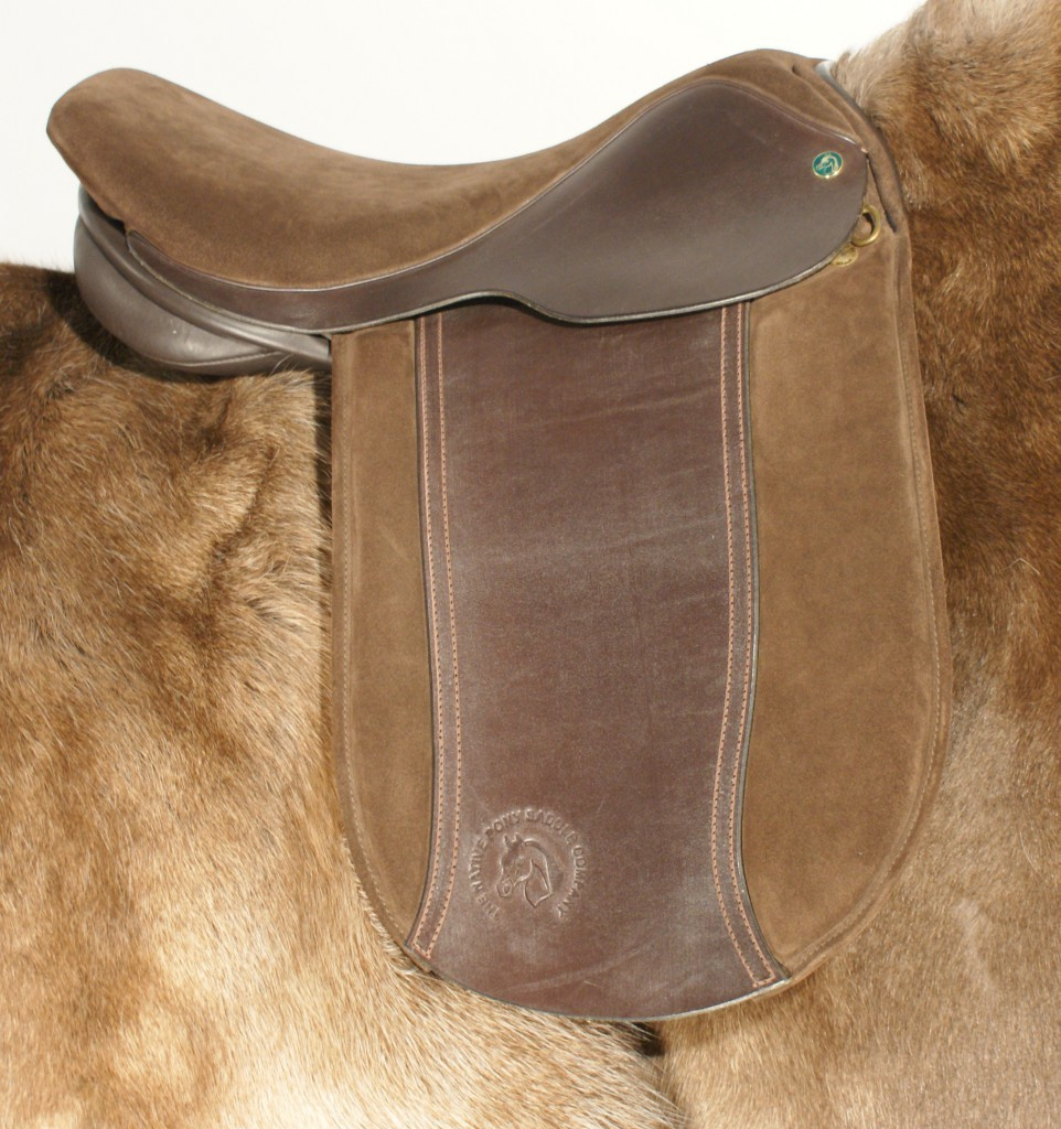 Native Pony Saddle Company Fen Show Saddle