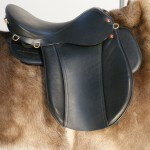 The ReactorPanel VSD Summit Standard leather Option with Calf seat, Knee & Thigh Pads