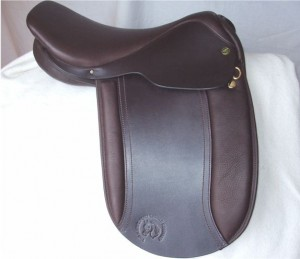 An Early Native Pony Saddle Company Fen, Manufactured around 2003-2004
