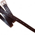 Half Hole English Stirrup Leathers by Saddle Exchange Saddling Solutions.