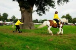 Gemma, Izzy and Horseboarding