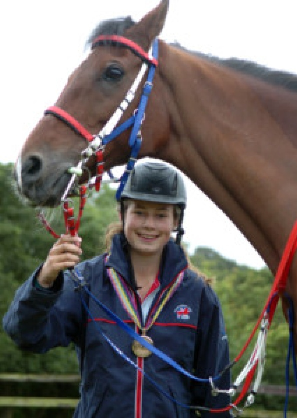 Kate and Rachel Atkinson , Endurance Saddles and British Teams!