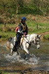 Nicki Thorne and Saddles for an International Endurance Rider