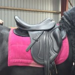 ReactorPanel Xpression Mono Flap Dressage Saddle