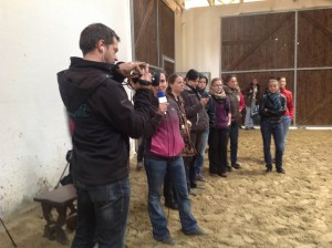 Saddle awareness Clinic Prague