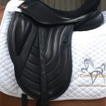 Matt Burnett Rapport Mono Flap Dressage Saddle