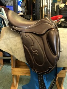 New ReactorPanel Lightweight Endurance Saddle