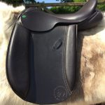 The Native Pony Saddle Company Cobiau Cob Shwoing Saddle